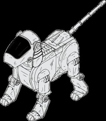 mascota robotica