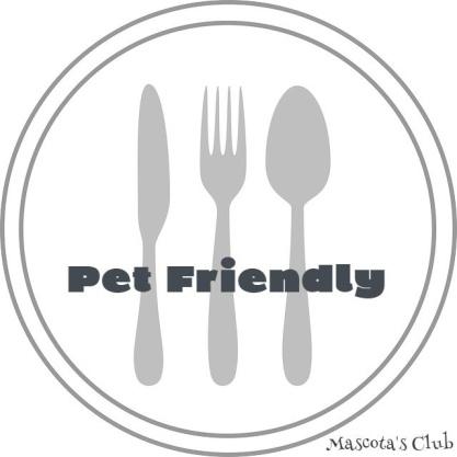 Restaurante Petfriendly