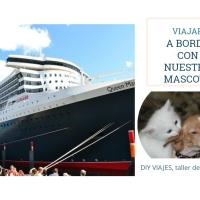 Dónde y como embarcar con nuestra Mascota
