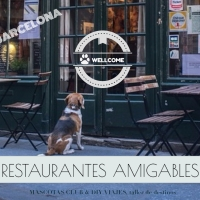 Restaurants-Bars dog friendly en Barcelona